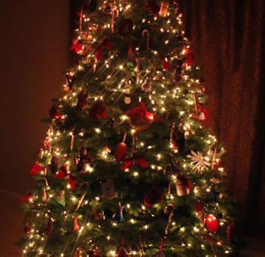 Merry enough.